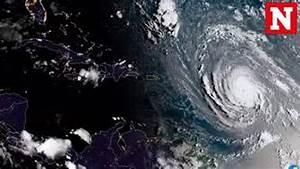 Category 5 Hurricane Irma Makes Landfall In Antigua And