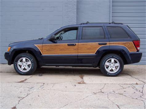 wood panel jeep cherokee jeep grand cherokee wood panels images
