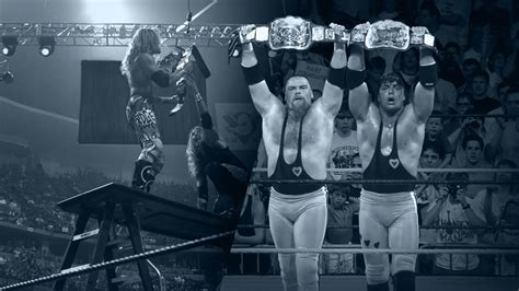 the 15 best tag team chions of all time