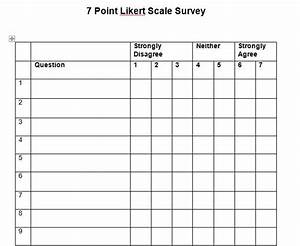 likert scale template word 03 final picture and With likert scale evaluation template