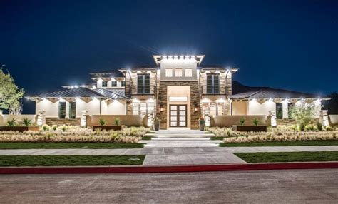 million newly built mansion  frisco texas homes