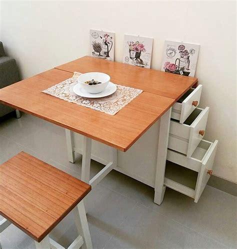 model meja makan lipat minimalis terbaru  dekor rumah
