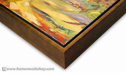 Frames Floater Frame Canvas Hold Stretched Painting