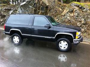 1998 Chevrolet Tahoe 2 Door Esquimalt  U0026 View Royal  Victoria