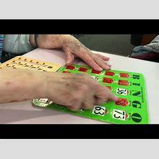 Bingo At New London Senior Center Youtube