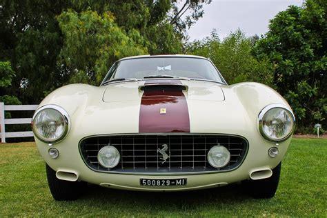 Ferrari, 250 Gt Berlinetta Swb, Classic Ferrari, Car, Old