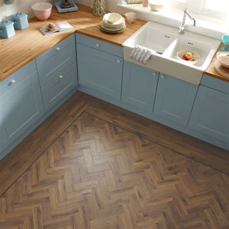 kitchen parquet flooring karndean select morning oak ap06 2420