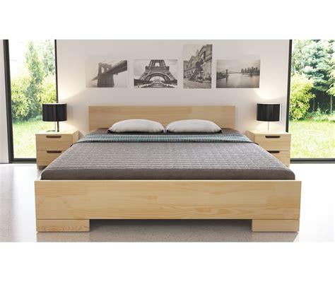 Letto Legno Contenitore letto contenitore in legno di pino spectrum vivere zen