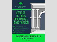 Estudios Graduados – Oficina de Estudios Graduados
