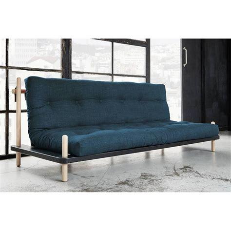 canap convertible style scandinave canapé banquette futon convertible au meilleur prix