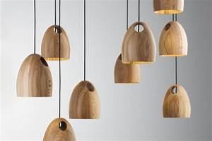 Lampen Aus Holz : designer lampen 83 effektvolle modelle ~ Markanthonyermac.com Haus und Dekorationen