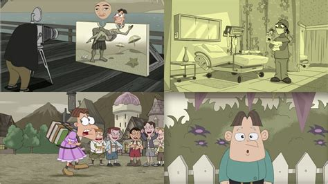 review phineas ferb backstory