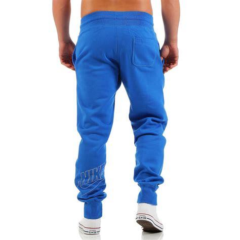 cuffed sweatpants for nike ace fleece cuffed tracksuit