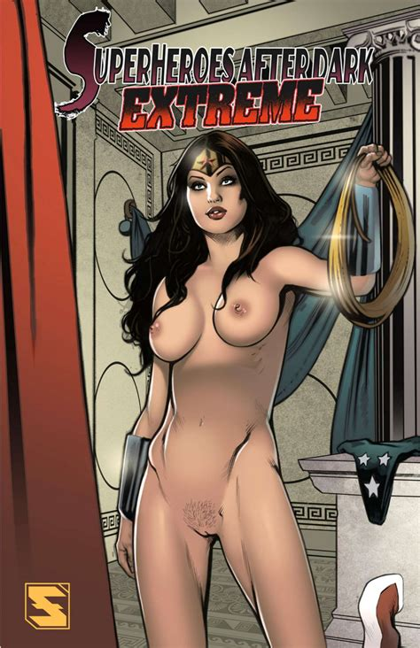 Superheroes After Dark Extreme Porn Comic Cartoon Porn