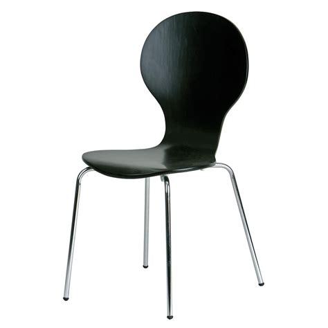 chaise cuisine noir chaise de cuisine jaune