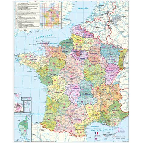 plz karte frankreich