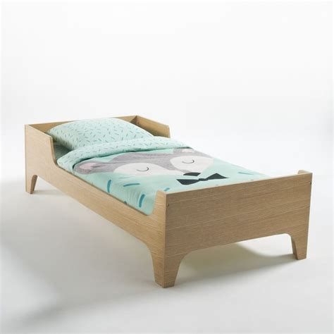 la redoute chambre b lit enfant avec sommier elira chêne la redoute interieurs