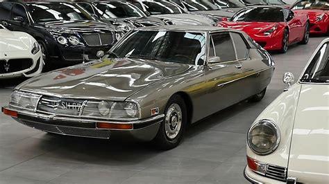 Maserati Citroen 1972 citroen sm maserati