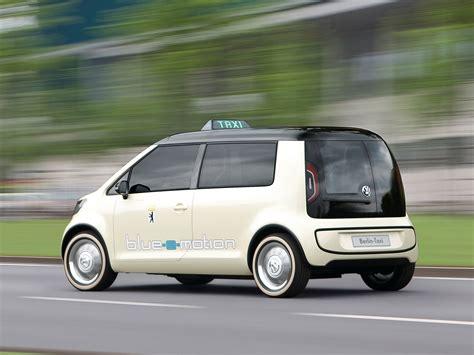 Volkswagen Berlin Taxi Concept 2018 Volkswagen Berlin Taxi