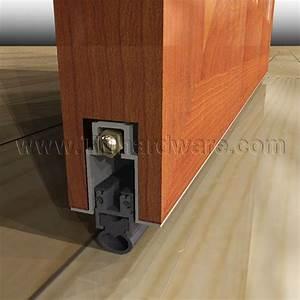Mortised Automatic Door Bottom  Soundproof  Fireproof