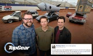 Top Gear Woes As American Network Cancels Us Version But