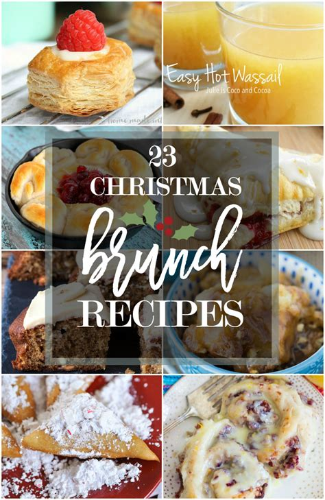 christmas breakfast recipes 23 christmas brunch recipe ideas