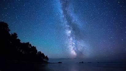 Sky Stars Shore