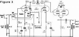 vacuum tube preamp vacuum tube valves circuits nextgr With compressor for electric microphone
