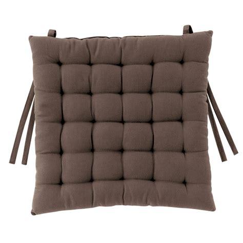 galet de chaise exemple galette de chaise taupe