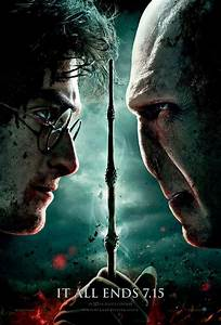 First poster hits for 'Deathly Hallows Pt 2!' - Movies ...