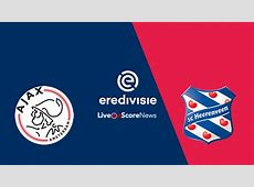 Ajax vs SC Heerenveen Preview and Prediction Live Stream