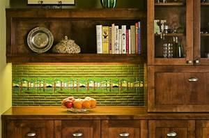 Glasrückwand Küche Beleuchtet : sch ne k chenr ckwand 25 coole ideen f r ihre k che ~ Markanthonyermac.com Haus und Dekorationen
