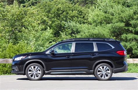 subaru ascent overview cargurus