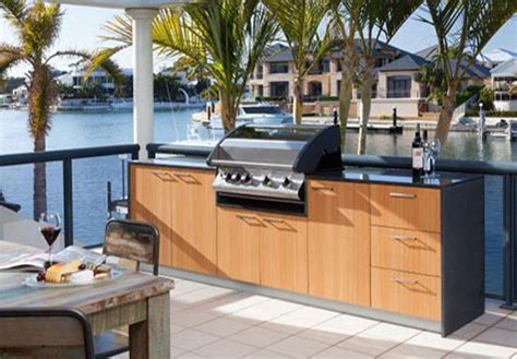 Kitchen Bar Design Ideas - outdoor bbq kitchen barbecues perth alfresco kitchens