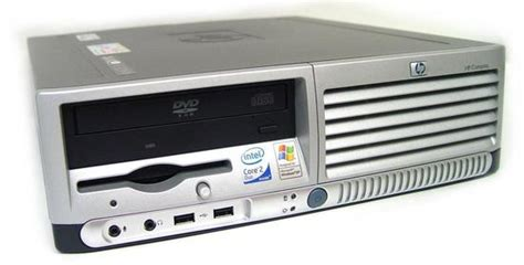 buy hp compaq dc7700 sff c2d xp pro 2gb ram 80gb at