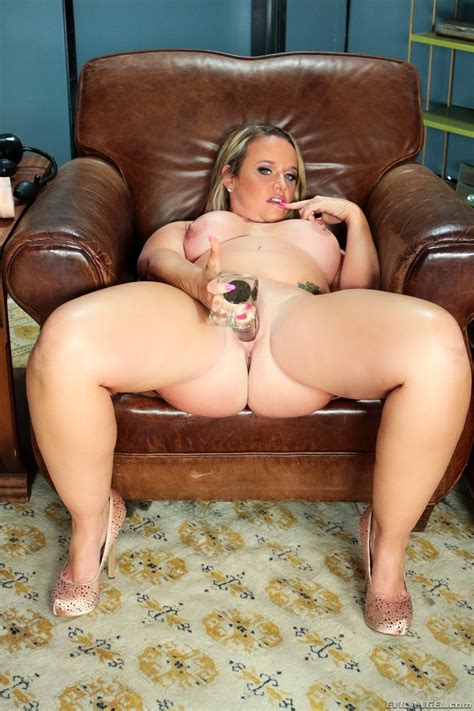 A Busty Blonde Bbw Milf With An Insatiable Love For