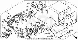 Honda Eg5000x Ar Generator  Jpn  Vin  Ea7