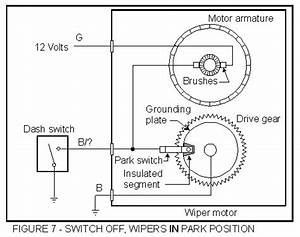 lucas 2 speed windshield With lucas wiper motor wiring diagram additionally 3 position switch wiring
