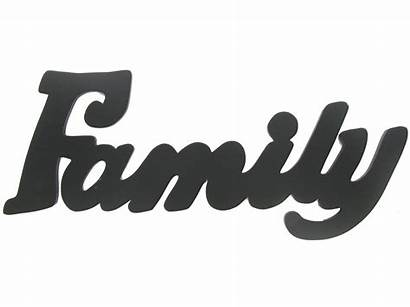 Word Clipart Wall Happy Families Clip Words
