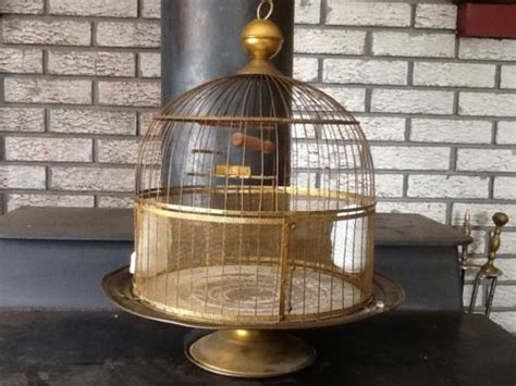 Antique Hendryx Bird Cages Antique Step Vans For Sale Card Table Barber Chairs Map Buyers Stores In Charlotte Nc Eames Chair Mikasa White Cereal Bowls Moser Glass