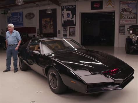 Original Rider Car by Car Ancestryjay Leno S Garage The Original Kitt From