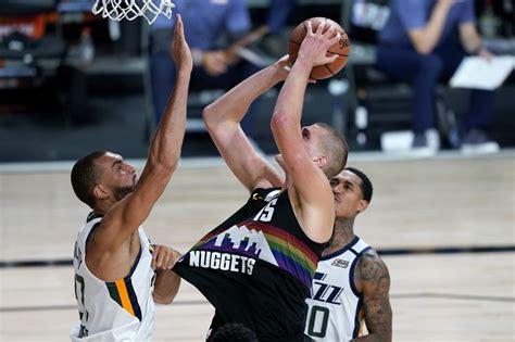 Denver Nuggets vs. Utah Jazz Game 3 FREE LIVE STREAM (8/21 ...