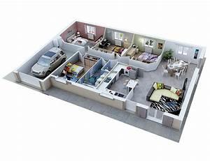 Plan De Maison Gratuit 3d   Infos Et Ressources
