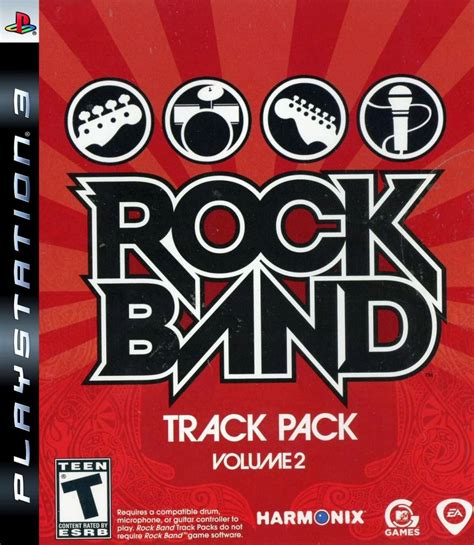 Rock Band Track Pack Volume 2 Ps3 Review Any Game