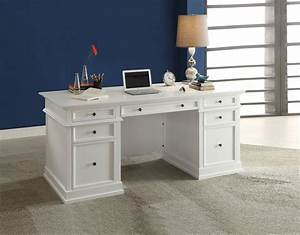 Acme, Furniture, Daiki, White, Desk