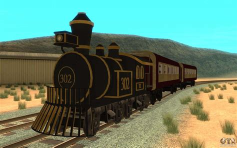 locomotive  gta san andreas