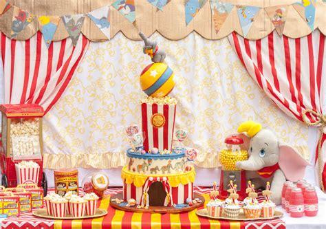 Kara's Party Ideas Dumbo Circus Birthday Bash Kara's