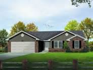 one level homes ranch home plans single level house plans country home