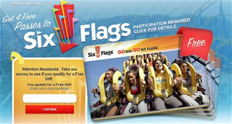 Six flags fright fest printable coupons