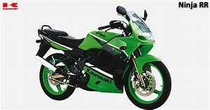 Kawasaki Ninja 150 Rr  U2013 Pamornya Tetap Bertahan Ditengah